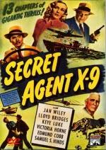 http://www.nostalgiamerchant.biz/Secret_Agent_X9.htm