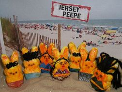 Jersey Shore marshmallow peeps
