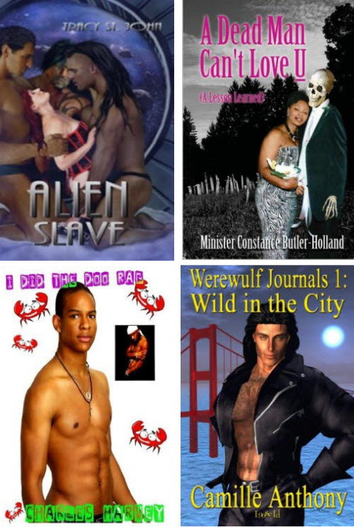 Horrible Book Covers - Honorable Mention