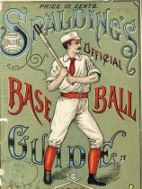 1905 Spalding Bseball Guide
