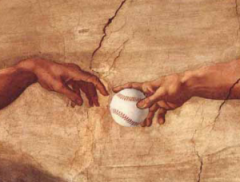 The Baseball Sistine Chapel