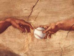 The Baseball Sistine Chapel