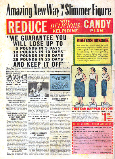 Choose How You Lose: Candy Plan