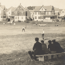 Baseball field, ca. 1905