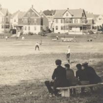 Baseball field, ca. 1905