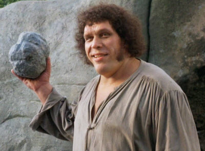 Fezzik the Brute from Princess Bride