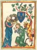 Knight and Fair Maiden