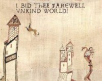 I Bid Thee Farewell Unkind World