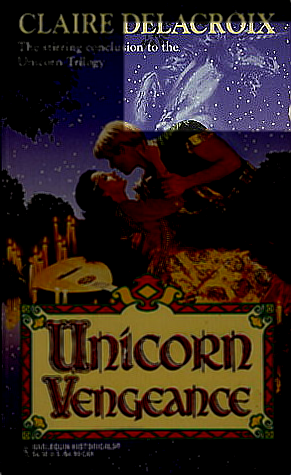 Unicorn Vengeance - original 1995 cover (sharpened)