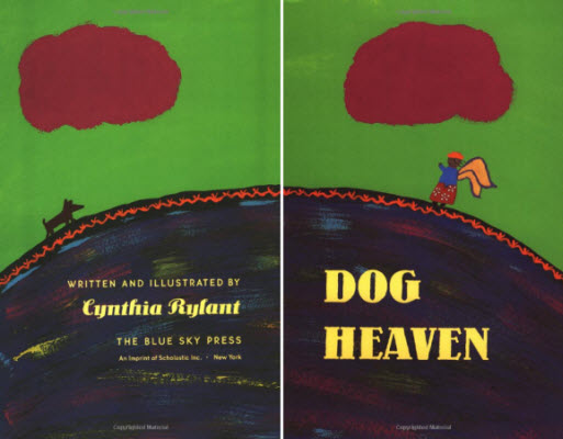 Dog Heaven - Title Pages