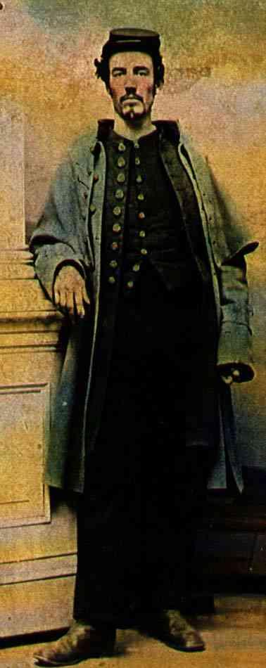 Pvt. Edwin Atkinson