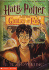 Harry Potter and the Goblet of Fire by JK Rowling
