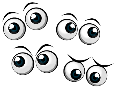 DevilsBride_Eyes_Clipart