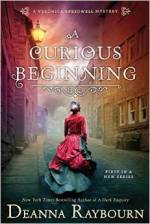 Raybourn_CuriousBeginning
