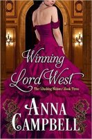 Winning Lord West by Anna Campbell