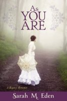 As You Are by Sarah M. Eden