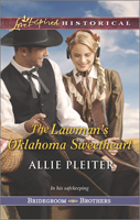 The Lawman's Oklahoma Sweetheart by Allie Pleiter