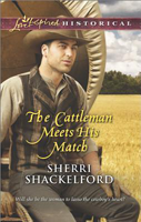The Cattleman Meets His Match by Sherri Shackelford
