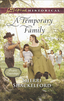 A Temporary Family by Sherri Shackelford
