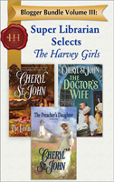 Harvey Girls bundle by Cheryl St. John