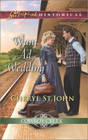 Want Ad Wedding by Cheryl St. John